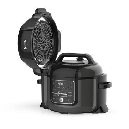 WALMART CYBER MONDAY – LOWEST PRICE EVER Ninja Foodi 8-Quart XL TenderCrisp Pressure Cooker!