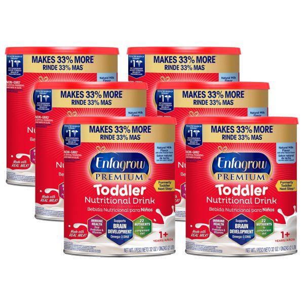 Enfagrow Premium Toddler Formula GLITCHING at Walmart!! RUN!!