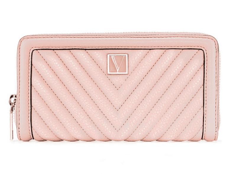 FREE Victoria's Secret Wallet Or Card Case!