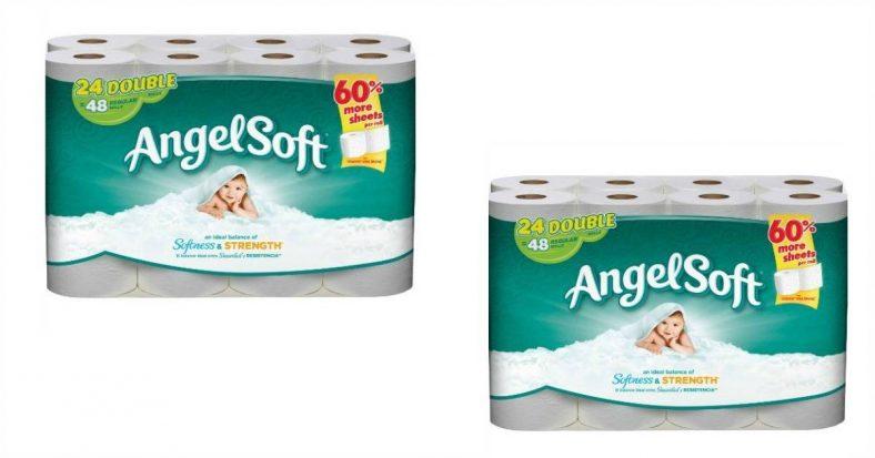 What the WHAT?! Angel Soft Bath Tissue 5¢!
