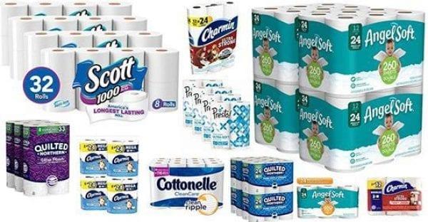 Toilet Paper Stock Up Deals – MEGA LIST!!!   **BOOKMARK THIS**