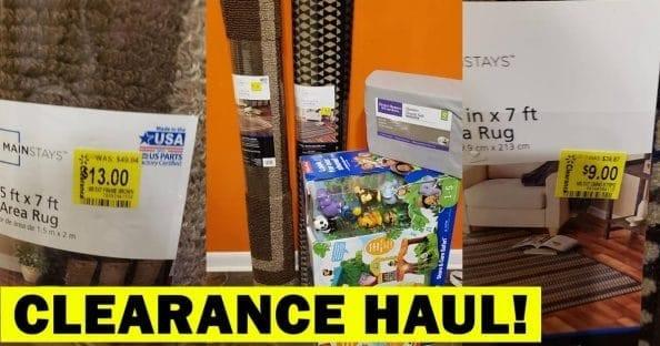 Jennifer's Late Night Clearance Haul!
