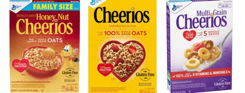 Weed Killer Found in Popular Cereals