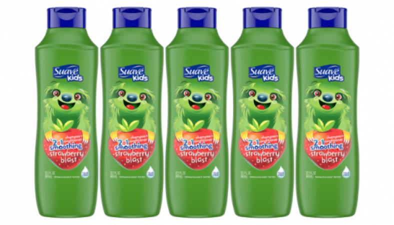 Suave Kids 2in1 Shampoo & Conditioner 10¢