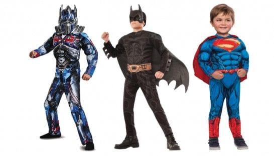 Boys' Halloween Costumes - Yes We Coupon
