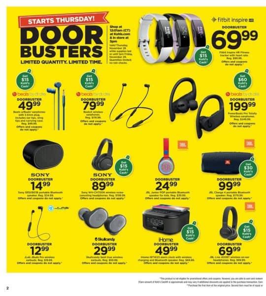 JBL Charge 4 Portable Bluetooth Speaker ONLY $69.99 (reg $179) – DOORBUSTER!