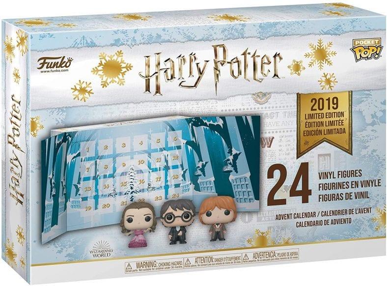 Funko Advent Calendar: Harry Potter only $20 (reg $59.99)