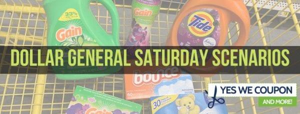 Dollar General Saturday Scenarios