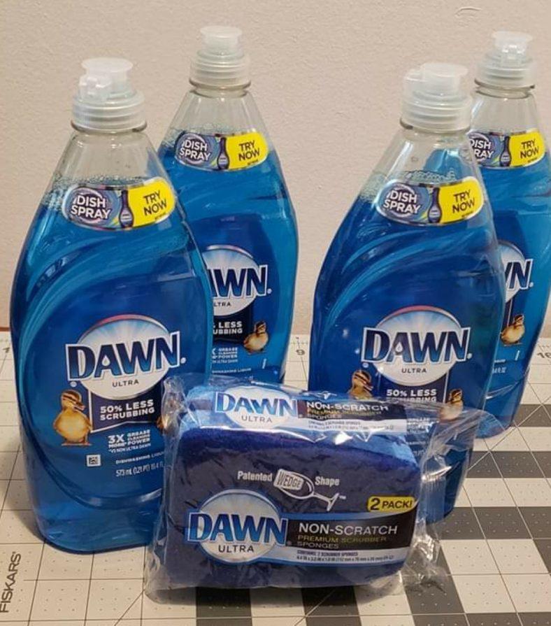 Dawn Dish Soap BUNDLE!!!!