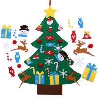 Felt Christmas Tree Price Drop on Amazon!