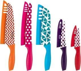 MICHELANGELO Knife Set