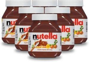 Nutella Chocolate Hazelnut Spread Pack of 6 MAJOR Price Drop at Amazon!