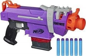 NERF Fortnite SMG-E Blaster FREE at Amazon!
