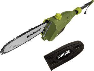 Sun Joe Electric Pole Chain Saw Hot Sale on Amazon!