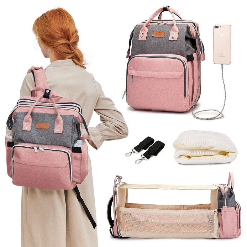 Diaper Bag with Changing Station FREEBIE GLITCH on Amazon!! Run!