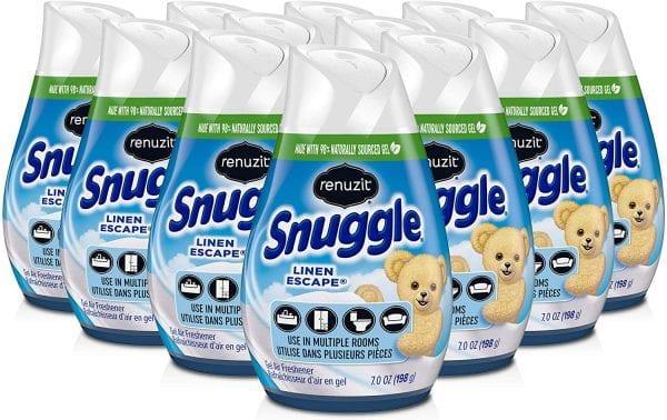 Renuzit Snuggle Solid Gel Air Freshener 12 CT FREEBIE at Amazon!