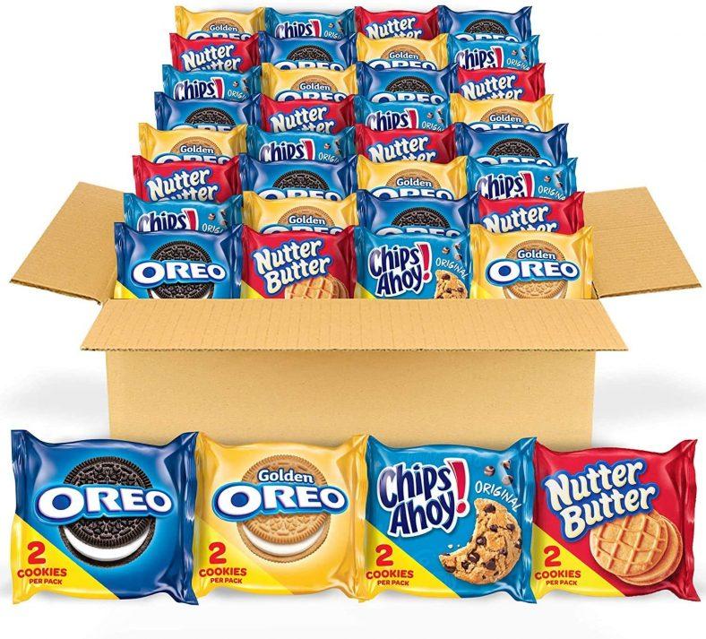 Oreo Original, Oreo Golden, Chips AHOY Only 88 Cents on Amazon!!!