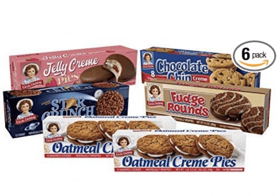 Little Debbies Cookies Variety Pack! Major Price Drop On Amazon!