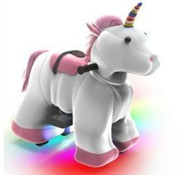 Unicorn Ride On With Seatbelt Price Drop At Walmart