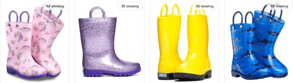 Screenshot 2021 01 09 Rain Boots From ZOOGS