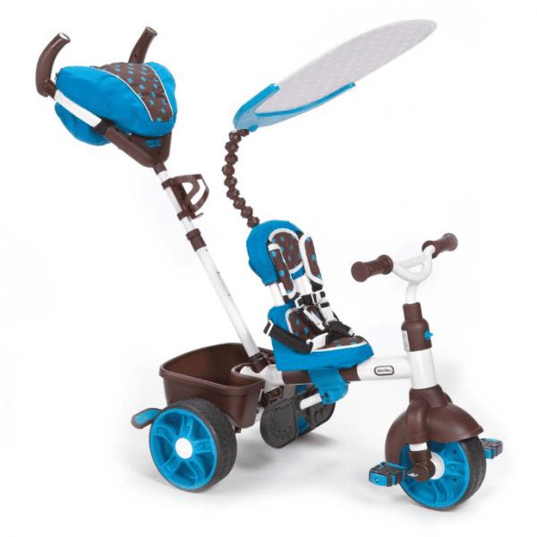 Screenshot 2021 01 25 Little TIkes 4 in 1 Sports Edition Trike Blue White Walmart com