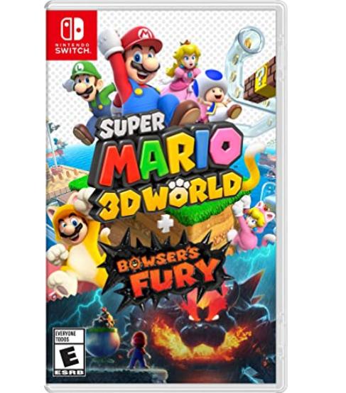 Screenshot 2021 02 08 Amazon com Super Mario 3D World Bowsers Fury Nintendo Switch Nintendo of America Video Games