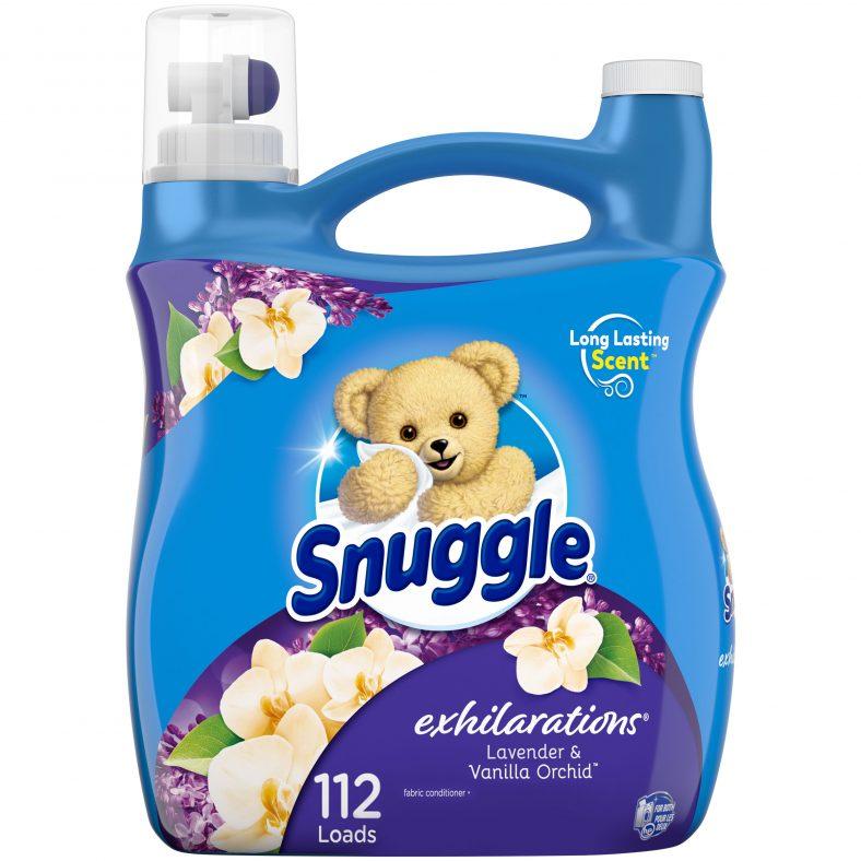 Snuggle Exhilarations Liquid Fabric Softener Just 97 Cents Each at Walmart!