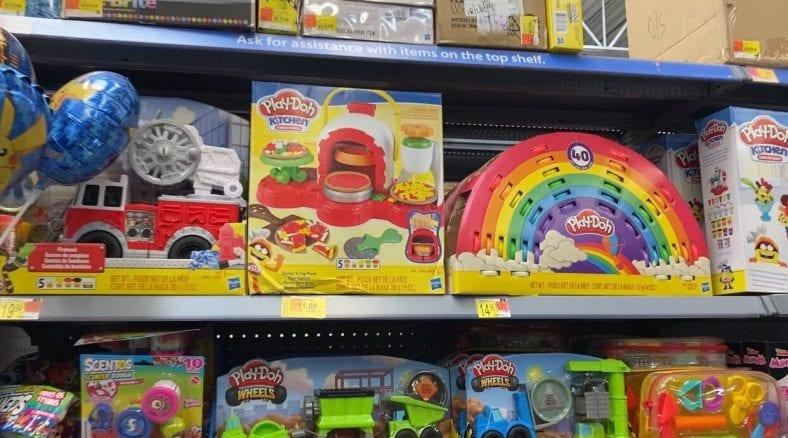 Walmart Toy Clearance Deals