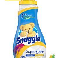Snuggle Super Care Fabric Softener HUGE Discount!