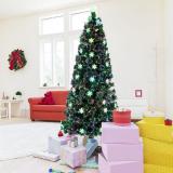 6 Foot Fiber Optic Christmas Tree JUST $22.98 SHIPPED At Walmart!