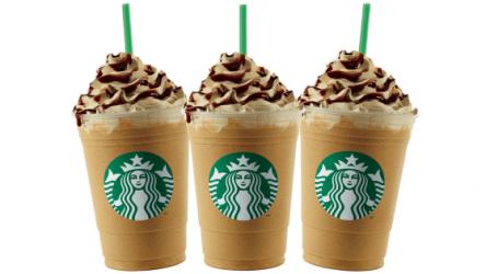 FREE Starbucks Drink or Treat!